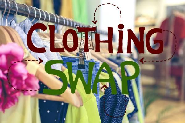 Organize a Clothing Swap to Save Money and Share Items