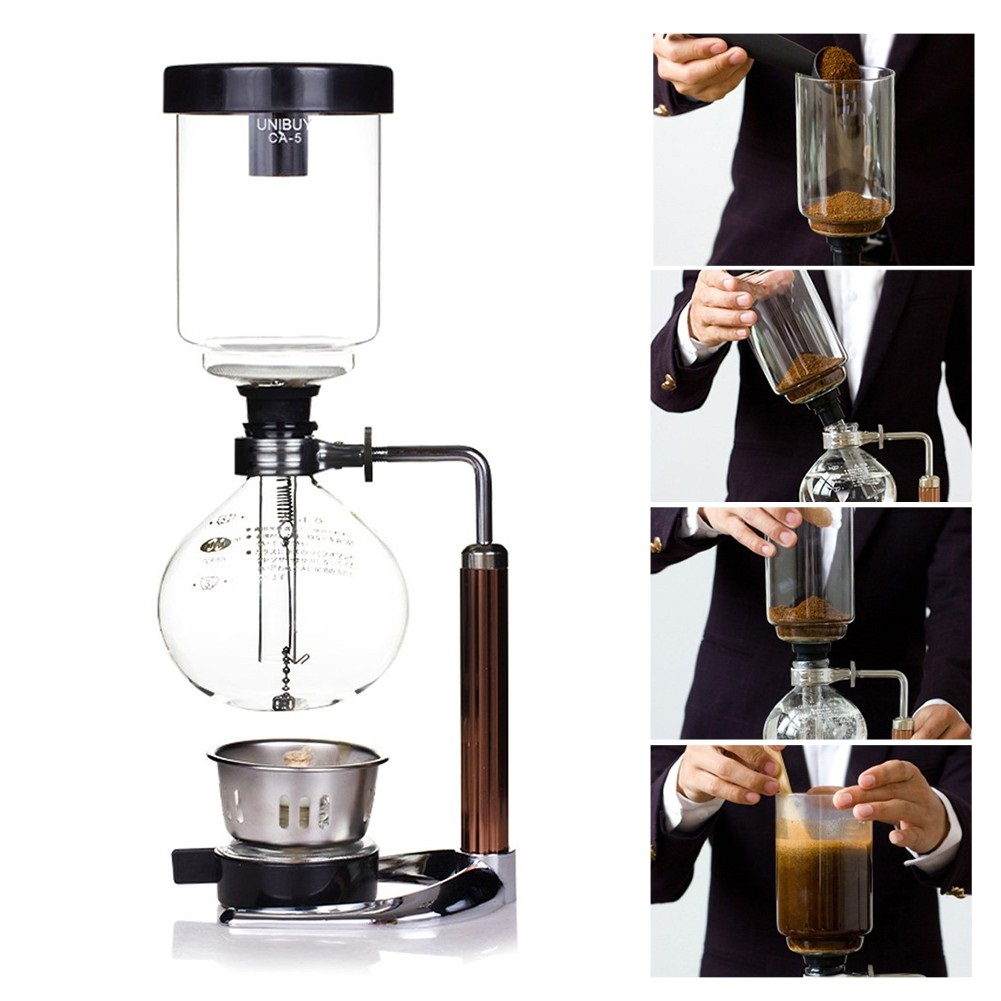 What You Need to Know about Making Coffee in a Syphon – Old Fashioned but Gold Method